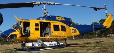 HeliLift at Bendigo, Australia