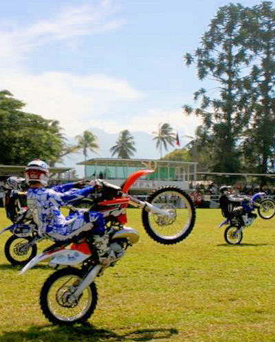 Enduro - coming to Lae