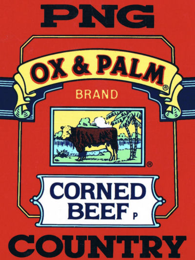 Ox and Palm