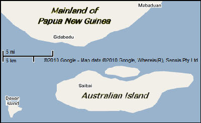 Australia and PNG