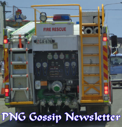 PNG Fire Services