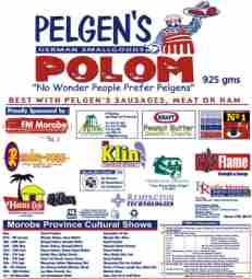 Pelgen's Bread Wrapper