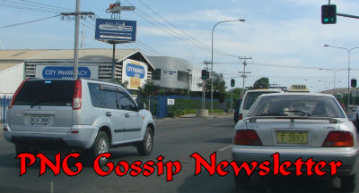 Port Moresby Roads