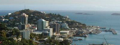Port Moresby Town