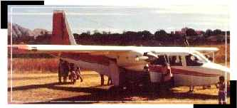 Old Talair Aircraft