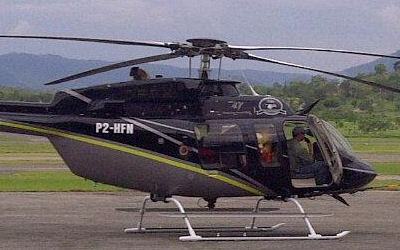 New Helifix Helicopter - P2-HFN